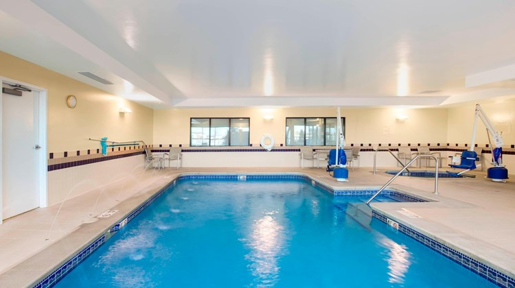 SpringHill Suites Council Bluffs Recreation