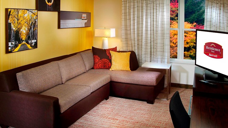 Residence Inn Albany Washington Avenue Suite