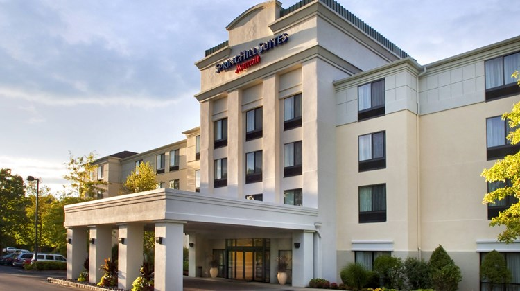 SpringHill Suites Boston Andover Exterior