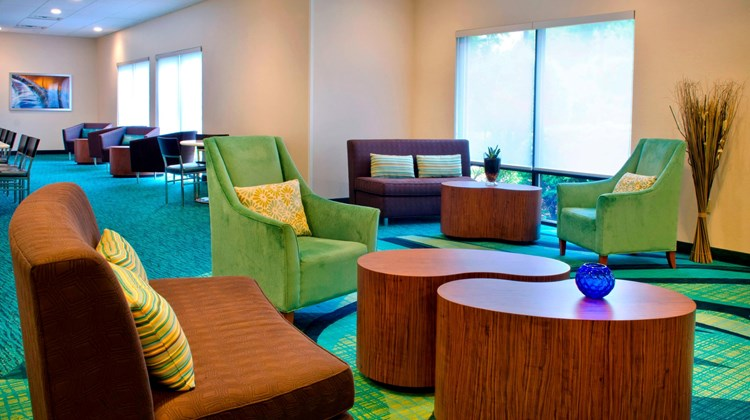 SpringHill Suites Boston Andover Lobby
