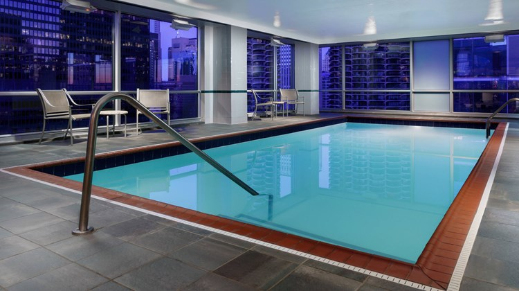 SpringHill Suites Downtown/River North Recreation