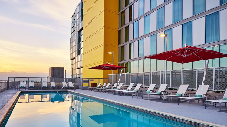 SpringHill Suites San Diego Downtown Recreation