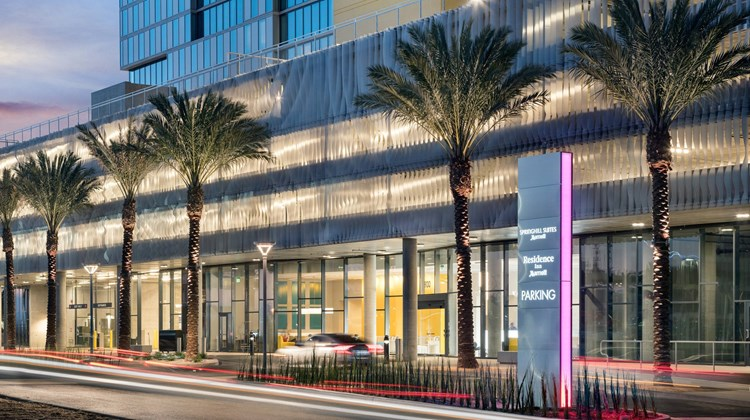 SpringHill Suites San Diego Downtown Exterior