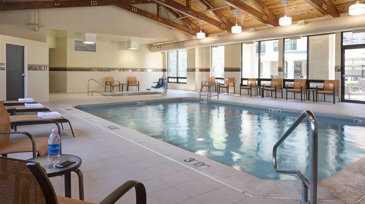 Courtyard by Marriott Anchorage Airport Recreation