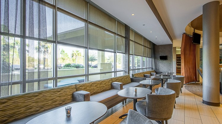 SpringHill Suites Tampa North Restaurant