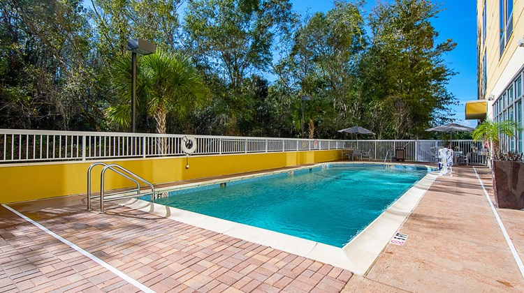 SpringHill Suites Tampa North Recreation