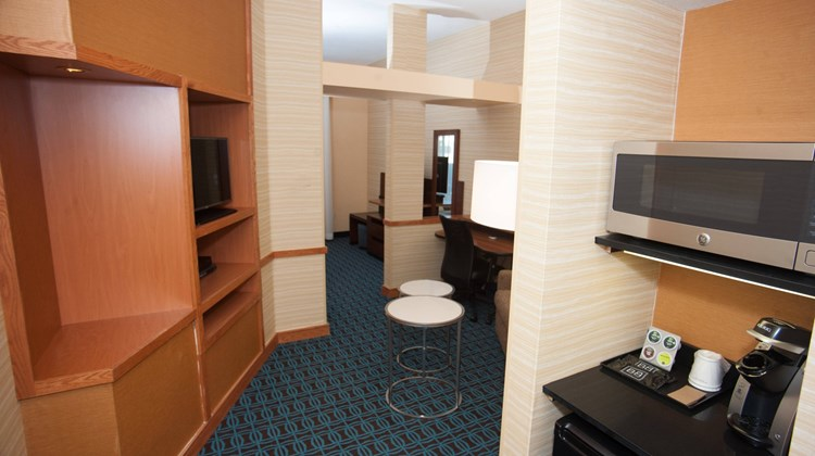Fairfield Inn & Suites Akron - South Suite