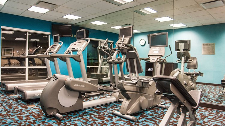 Fairfield Inn & Suites Akron - South Recreation