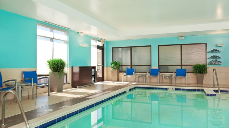 SpringHill Suites Chesapeake Greenbrier Recreation