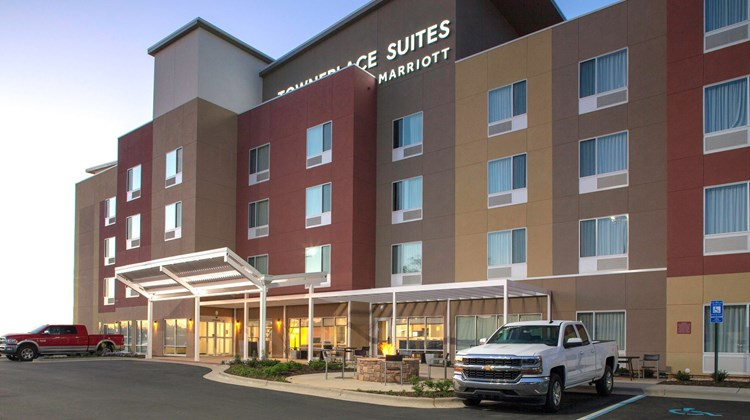 TownePlace Suites Albany Exterior
