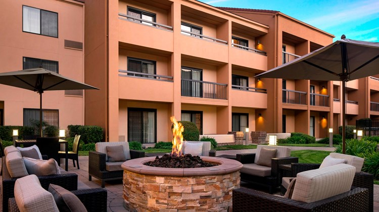 Courtyard by Marriott San Jose Cupertino Spa