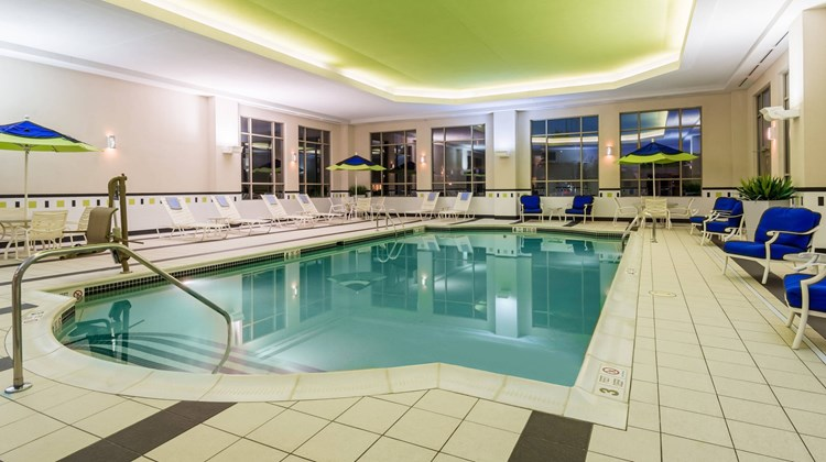Fairfield Inn & Suites Buffalo Airport Recreation