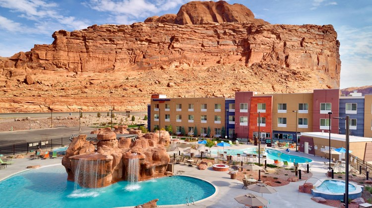 Fairfield Inn & Suites Moab Recreation