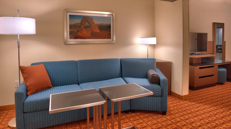 Fairfield Inn & Suites Moab Suite