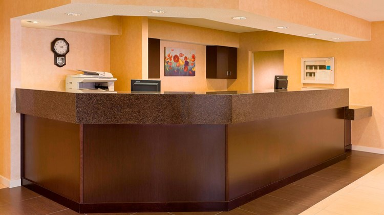 Residence Inn by Marriott Amarillo Lobby