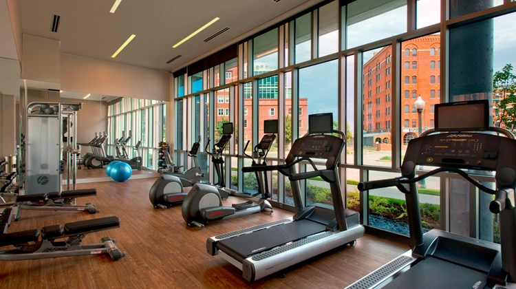 SpringHill Suites Denver Downtown Recreation