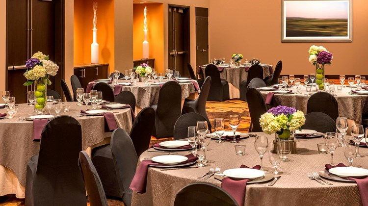 SpringHill Suites Denver Downtown Ballroom