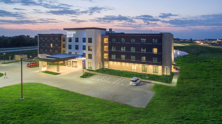 Fairfield Inn/Suites Des Moines/Altoona Exterior