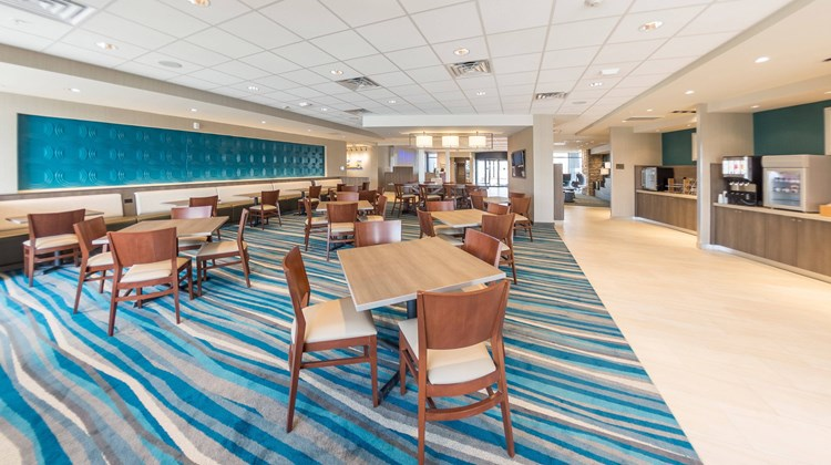 Fairfield Inn/Suites Des Moines/Altoona Restaurant