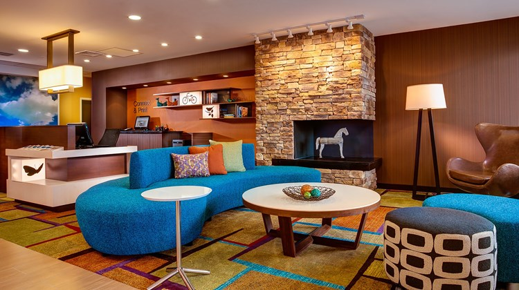 Fairfield Inn/Suites Des Moines/Altoona Lobby