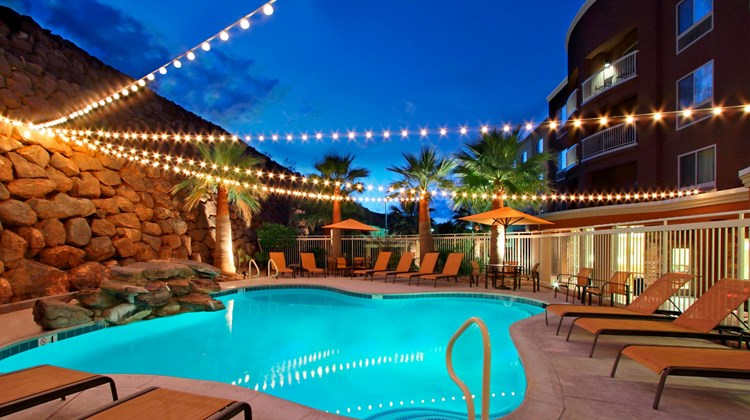 Courtyard by Marriott - St George Recreation