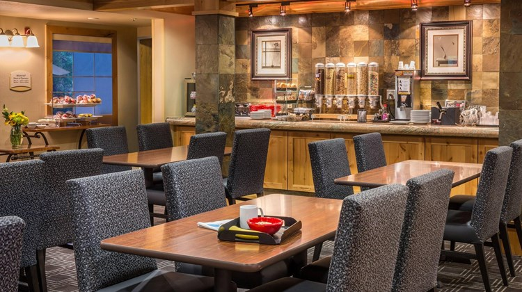 TownePlace Suites Bend Restaurant