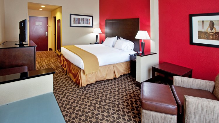 Holiday Inn Express & Stes Columbia Room