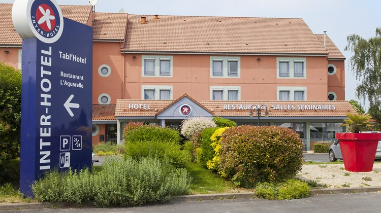 The Originals Cambrai Tabl'Hotel Exterior