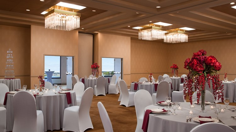 The Lakefront Anchorage Ballroom