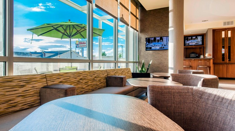 SpringHill Suites Gallup Lobby