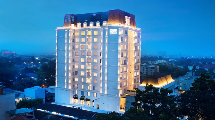 Four Points by Sheraton Bandung Exterior