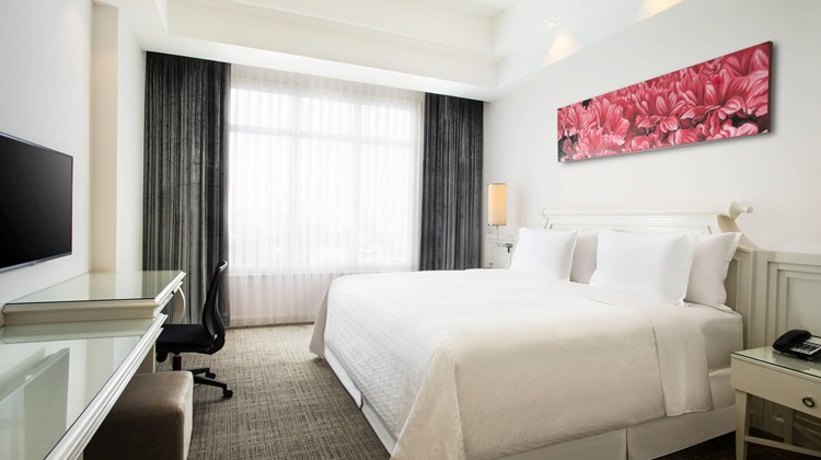 Four Points by Sheraton Bandung Room