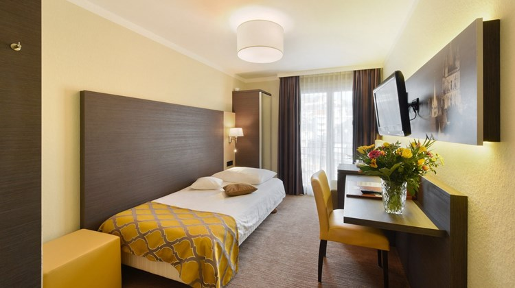 Hotel Bellerive Room