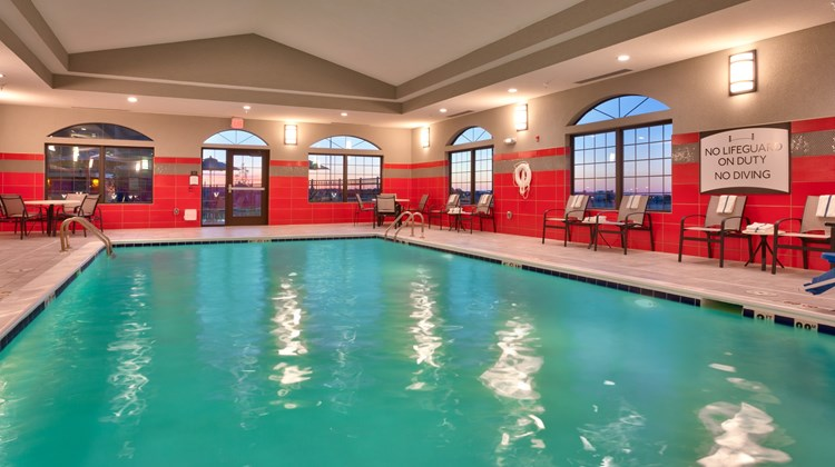 Staybridge Suites Cheyenne Pool