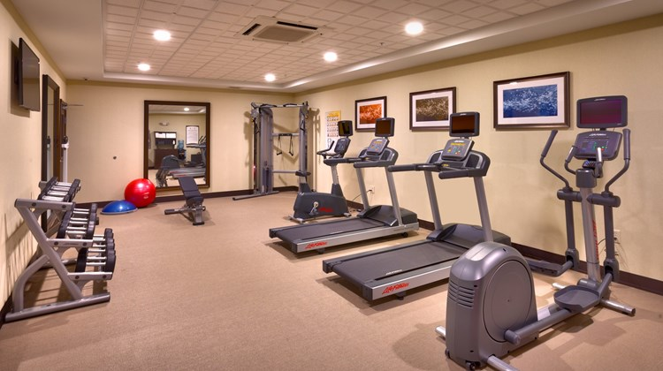 Staybridge Suites Cheyenne Health Club