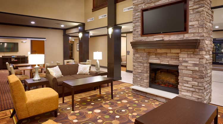 Staybridge Suites Cheyenne Lobby