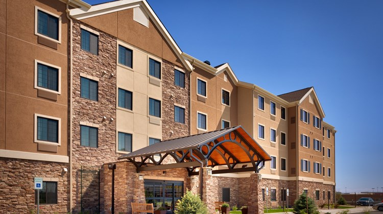 Staybridge Suites Cheyenne Exterior