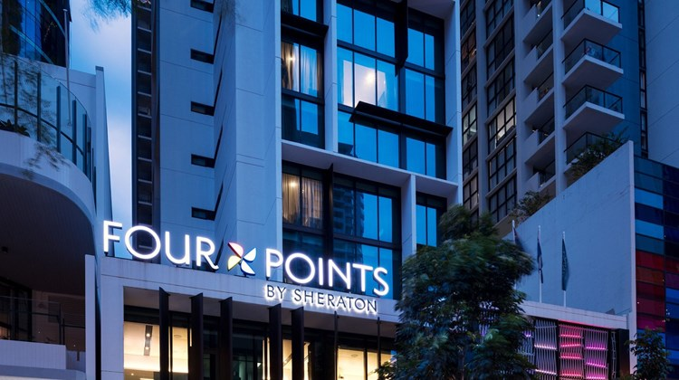 Four Points by Sheraton Brisbane Exterior