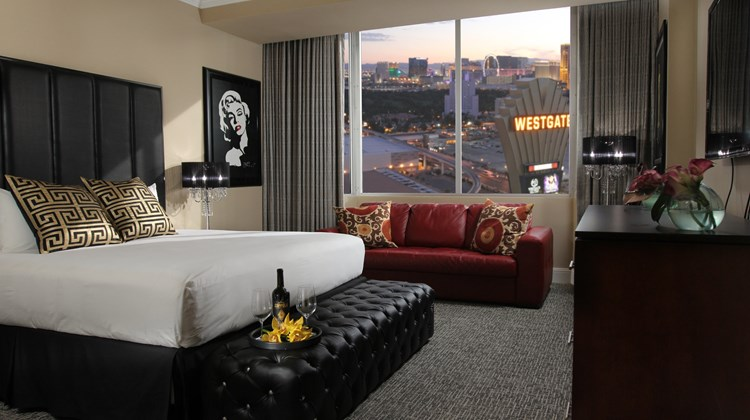 Westgate Las Vegas Resort & Casino Room
