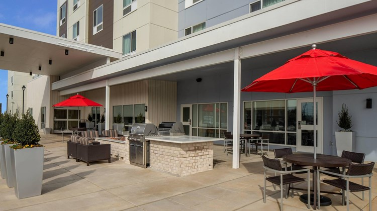 TownePlace Stes by Marriott Clarksville Restaurant