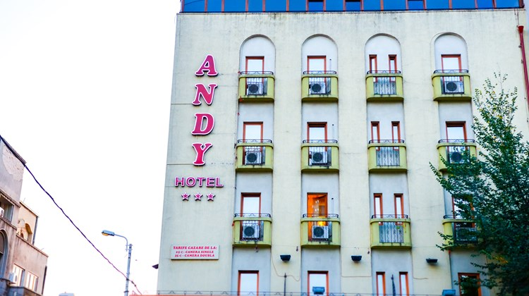 Andy Hotel Exterior