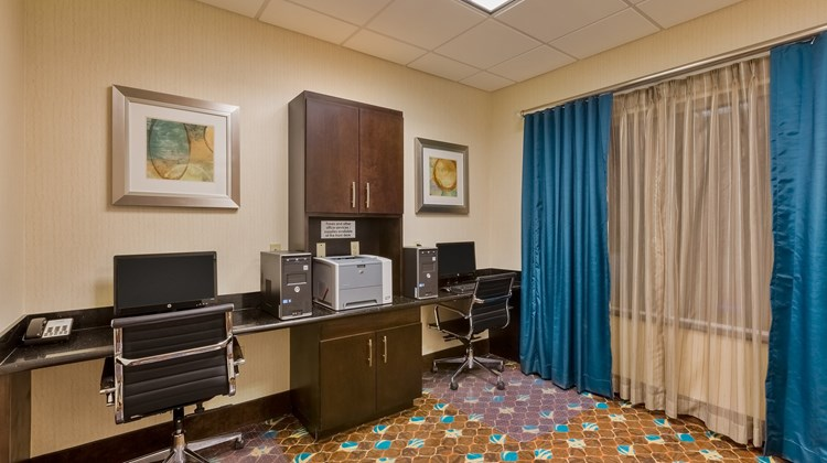 Holiday Inn Express Suites Alpine Other