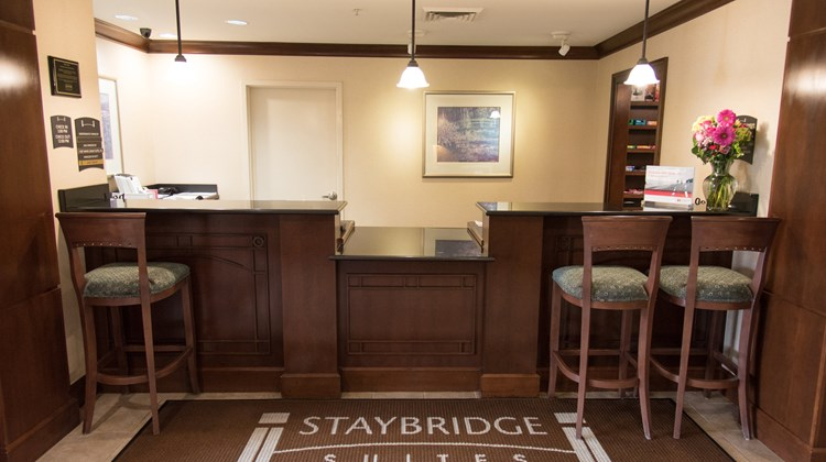 Staybridge Suites Fort Wayne Lobby