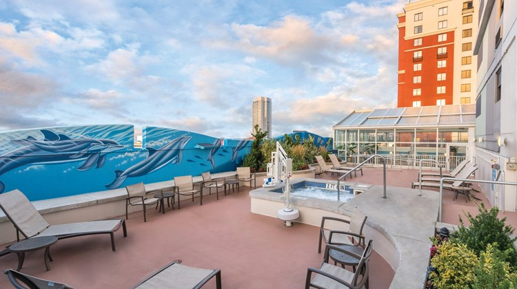 Wyndham Vacation Resorts - Skyline Tower Pool