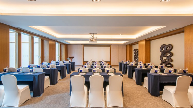 Holiday Inn Changbaishan Suites Meeting