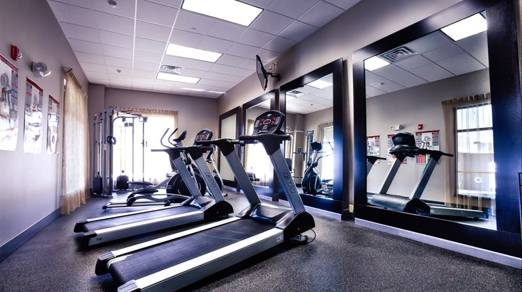 Holiday Inn Express & Suites Amarillo W Health Club