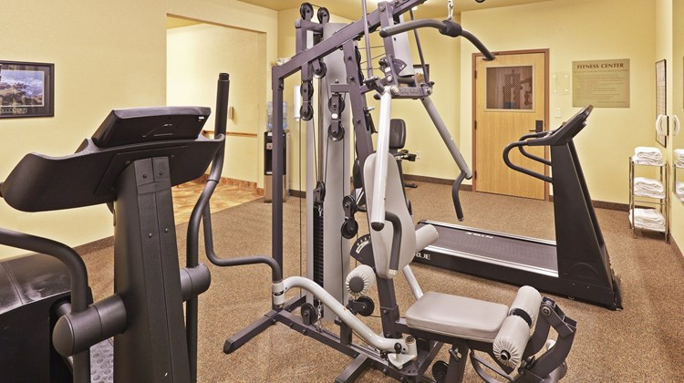 Candlewood Suites Tulsa Health Club