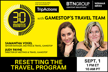 alt='30 Minutes With… GameStop's Travel Leaders'  Title='30 Minutes With… GameStop's Travel Leaders'