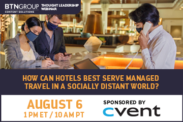 alt='How Can Hotels Best Serve Managed Travel in a Socially Distant World?'  Title='How Can Hotels Best Serve Managed Travel in a Socially Distant World?'