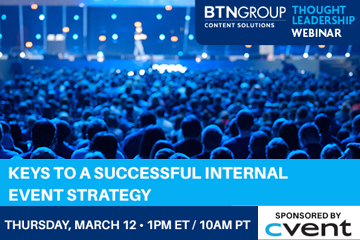 alt='Keys to a Successful Internal Event Strategy'  Title='Keys to a Successful Internal Event Strategy'